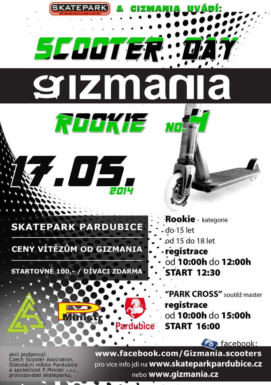 GIZMANIA Scooters Day 2013