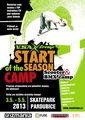 Start of the season Scooter & BMX Camp