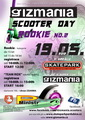GIZMANIA SCOOTER DAY ROOKIE no.2